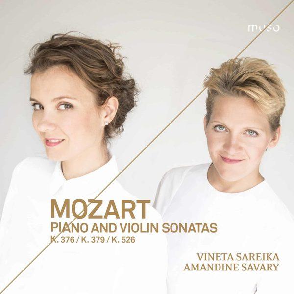Mozart – Piano and violin sonatas K.376 / K.379 / K.526 1