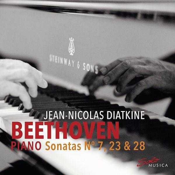 Beethoven Piano Sonatas n° 7, 23 & 28 10